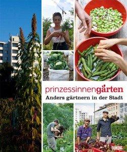 Cover Prinzessinengärten-Buch