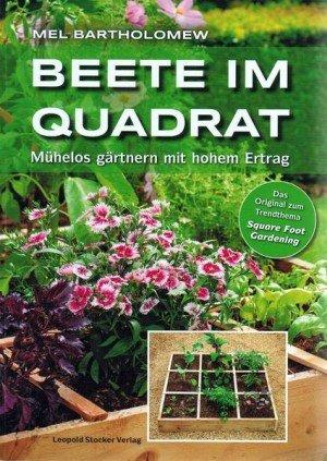 Beete im Quadrat - ein Gartenbuch
