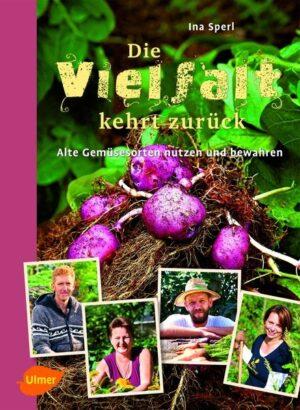 Das Cover zum Buch über alte Gemüsesorten
