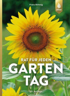 Gartentipps und Ideen für jeden Gartentag - Buchvorstellung