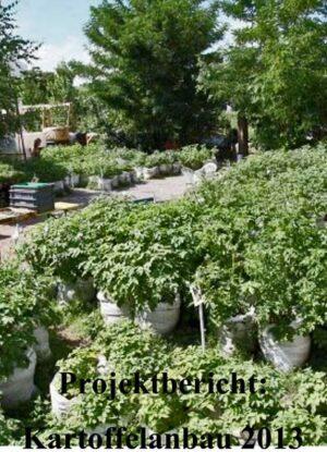 Urbaner Kartoffelanbau im mobilen Kartoffelsack