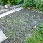 P1210043 garten am 19.05 neue wiese rechts 150x150 - Garten- und Beetplan Frühling/Sommer 2017 - kuechengarten, gartenplanung