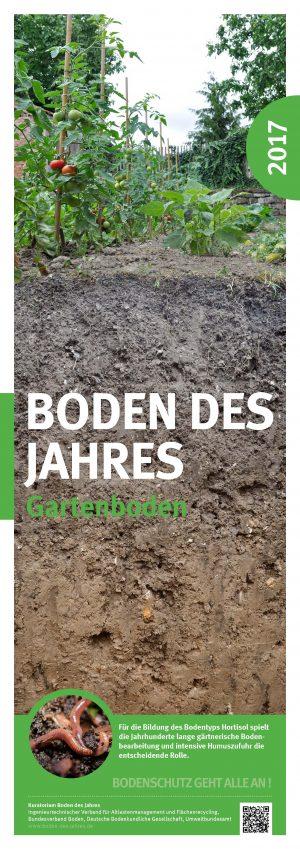 Poster Boden des Jahres 2017 300x849 - Hortisol - Der Gartenboden ist Boden des Jahres 2017 - tierleben, gartenliteratur