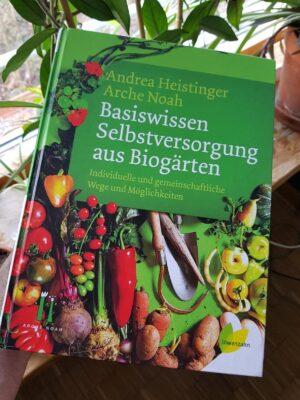 Cover des Buchs Basiswissen Selbstversorgung aus Biogärten