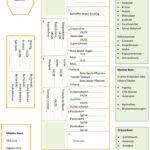 Skizze Gartenplan
