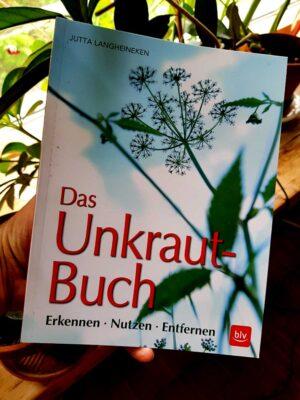Das Unkraut-Buch - Buchcover