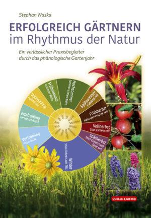 Cover des Buchs über Phänologie im Garten