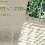 Buchseite aus Plastikfrei Gärtnern
